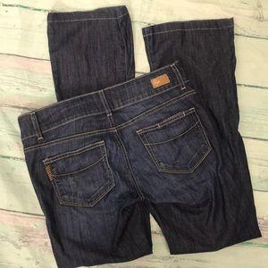 Paige Hidden Hills Jeans. Size 27